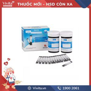 Que thử đường huyết Safe - ACCU (50 que)