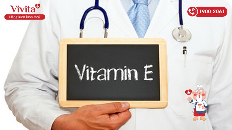 su dung vitamin e hang ngay có tot khong