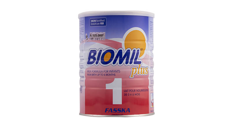 Sữa Biomil