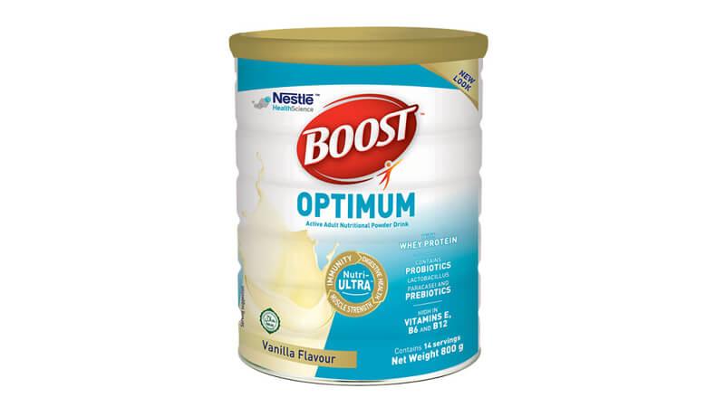 Boost Optimum