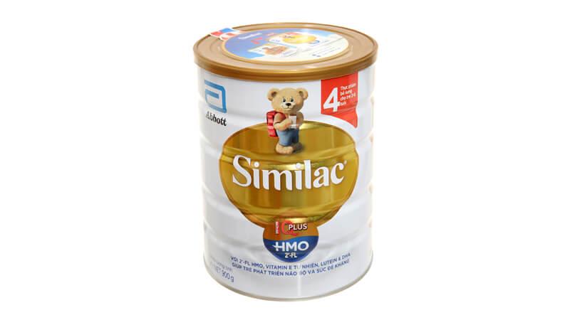 Similac Eye-Q Plus & HMO của Abbott chứa bộ 3 dưỡng chất vàng DHA, Lutein và vitamin E tự nhiên
