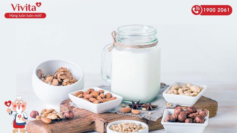 sữa gì thai nhi tăng cân nhanh