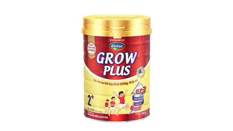 Sữa cho trẻ biếng ăn dielac grow vinamilk