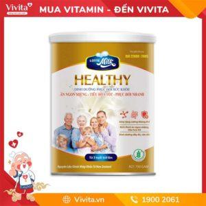 sữa healthy lotte milk