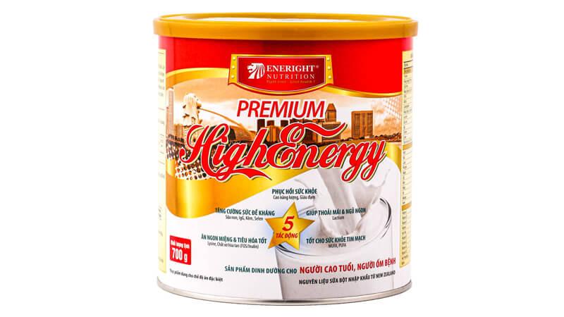 Sữa Premium High Energy