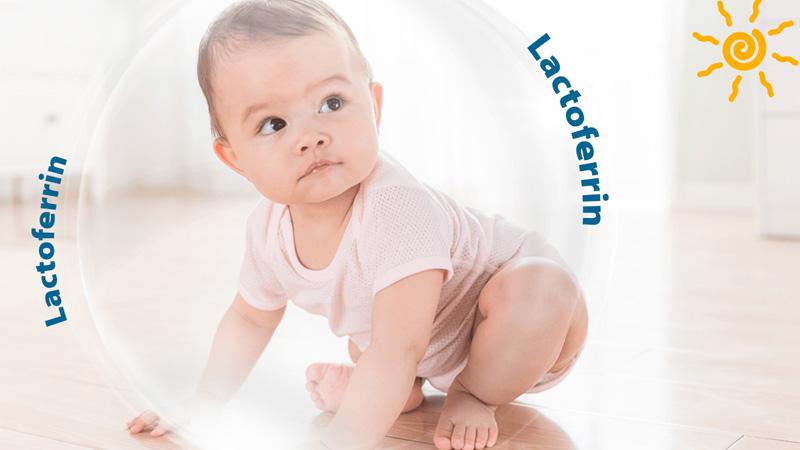 Sữa mẹ bổ sung các kháng thể cho trẻ