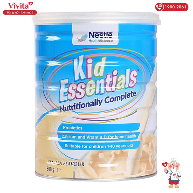 sua giup tang can cho tre kid essentials