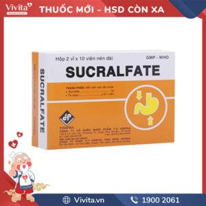 sucralfate trị loét dạ dày
