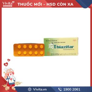 thiazifar Hydrochlorothiazide 25mg