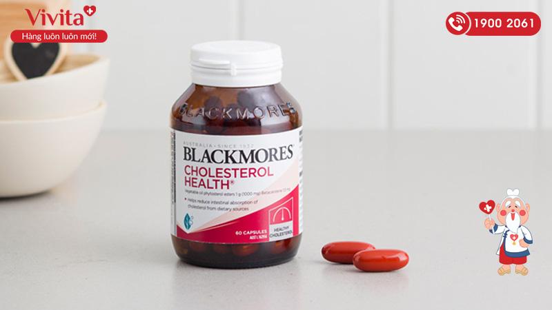 thực phẩm chức năng giảm mỡ máu blackmores