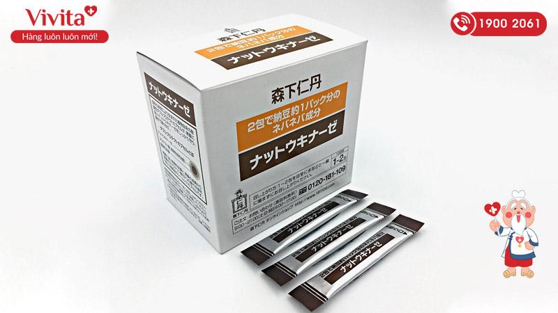 thực phẩm chức năng giảm mỡ máu của nhật nattokinase