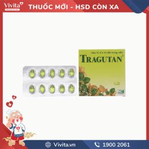Thuốc ho, sát trùng đường hô hấp Tragutan