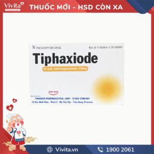 Thuốc trị tiêu chảy Tiphaxiode