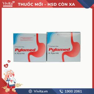Thuốc trị viêm loét dạ dày Pylomed