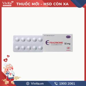 Thuốc trị viêm phế quản Eprazinone