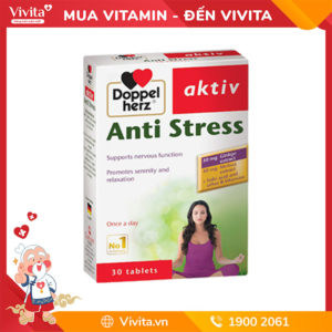 viên uống bổ não Anti Stress