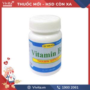 vitamin B1 50mg