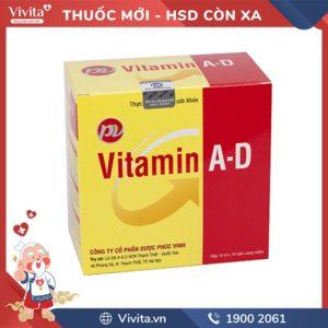 vitamin A,D