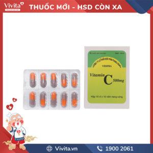 vitamin C 500mg Vidiphar