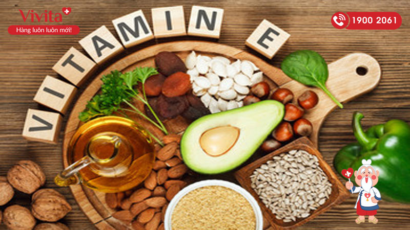 vitamin e la gi
