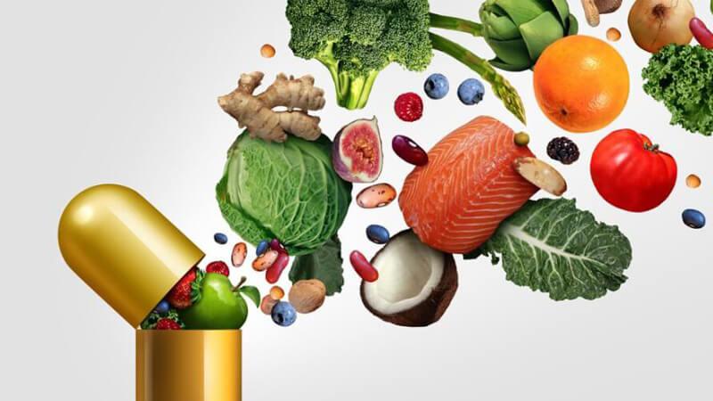Các loại Vitamin và khoáng chất