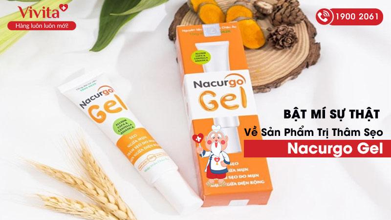 Tìm hiểu về sản phẩm Nacurno Gel