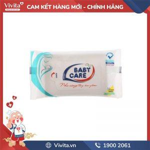 Khăn giấy ướt BABY CARE (B/10M)