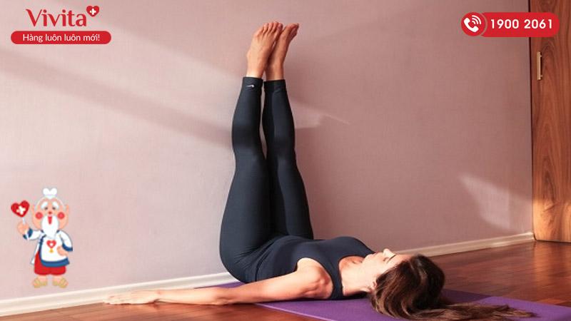 Bài tập yoga