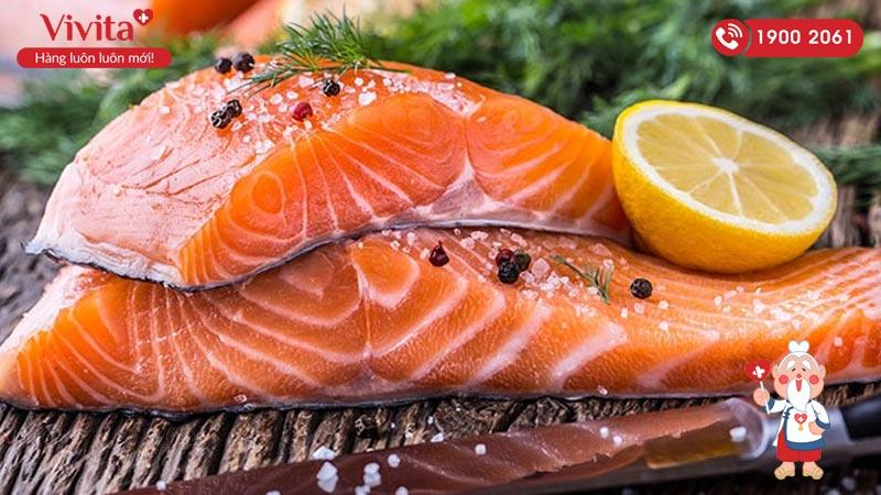 cá biển tốt cho sinh lý nam và nữ