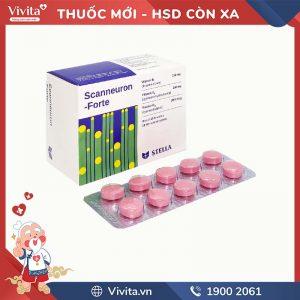 Thuốc bổ sung vitamin nhóm B Scanneuron