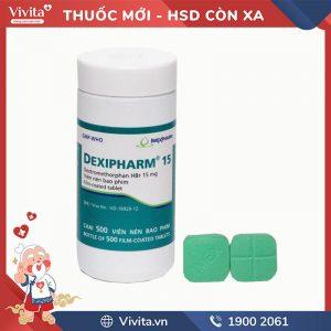 Thuốc ho Dexipharm 15mg