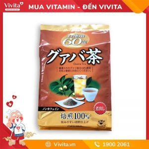 trà ổi giảm cân Orihiro Nhật