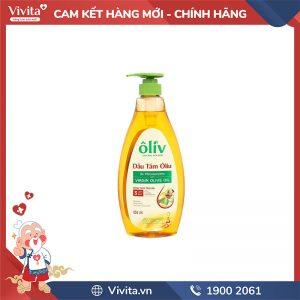 Dầu tắm Oliv Virgin Olive Oil 650ml
