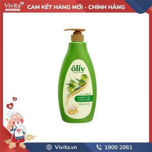 Dầu gội Oliv dưỡng tóc chắc khỏe 650ml