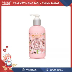 Sữa Dưỡng Thể Purité 250ML Hoa Anh Đào Cherry Blossom