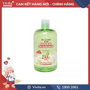 Sữa tắm Gội Purité BaBy Bơ Đậu Phộng 500ML