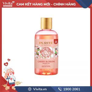 Sữa tắm Purité Hoa Anh Đào 250ML Cherry Blossom