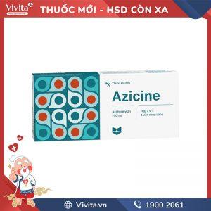 kháng sinh azicine