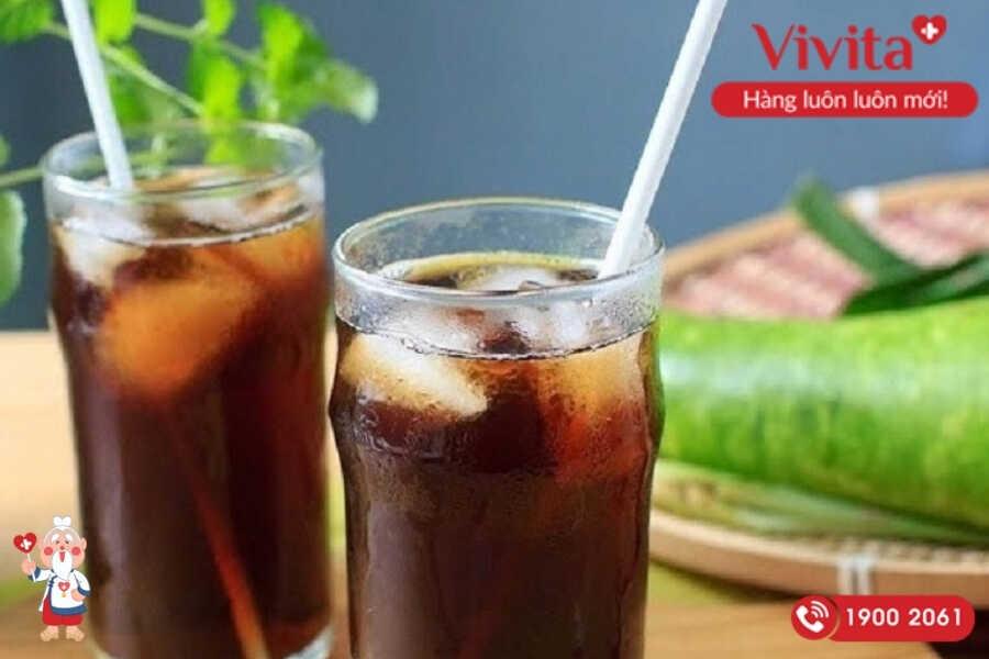 Món trà bí đao ngọt thơm, mát lành luôn đem đến cảm giác thích thú mỗi khi thưởng thức.