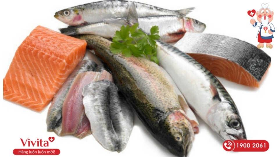 Trong các loại cá biển cũng có một lượng nhỏ ký sinh trùng.