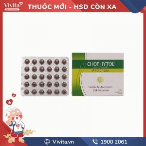 Thuốc lợi tiểu, thông mật Chophytol