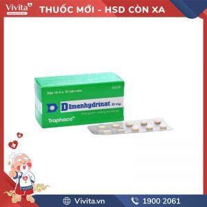dimenhydrinat 50mg