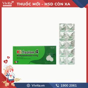 Thuốc chống viêm Kidsolon 4