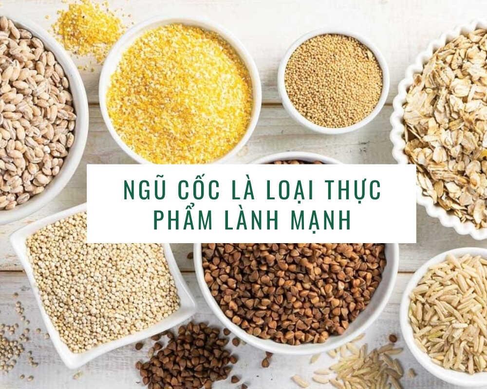Ngũ cốc còn có khả năng hỗ trợ giảm cân hiệu quả.