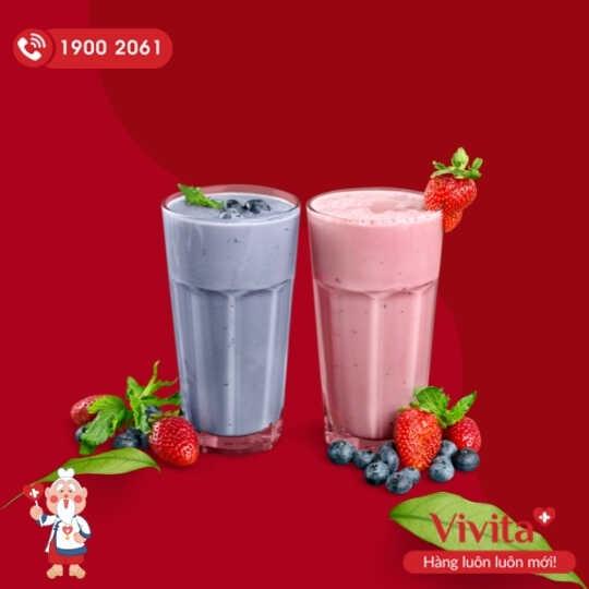 Các vitamin, chất xơ cùng chất khoáng trong nước trái cây sẽ giúp làm đẹp da.