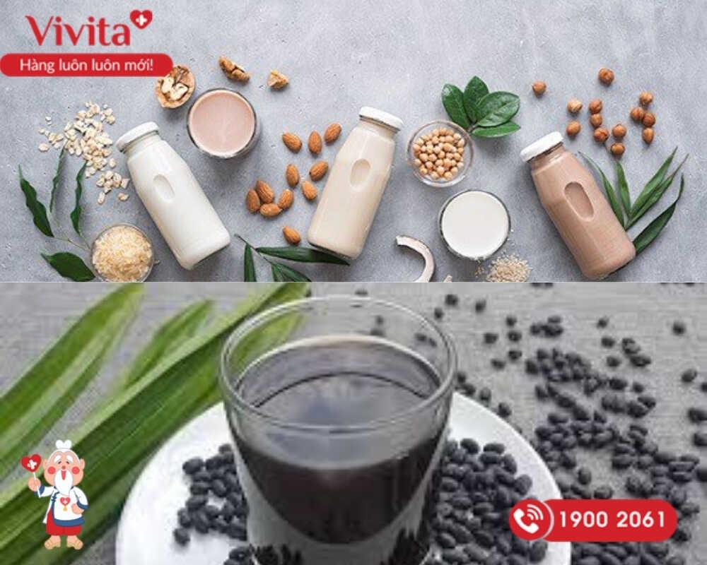 Các loại sữa hạt được kết hợp từ 2-3 loại hạt hoặc ngũ cốc còn giúp cơ thể giảm cân và thanh nhiệt rất tốt.