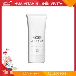 Gel Chống Nắng Anessa White Perfect UV SPF50+PA++++