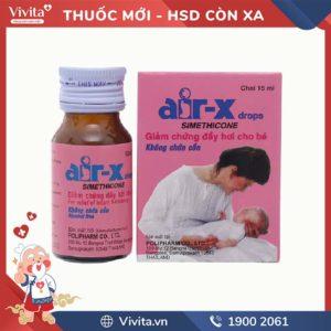 Siro trị đầy hơi cho trẻ Air - X