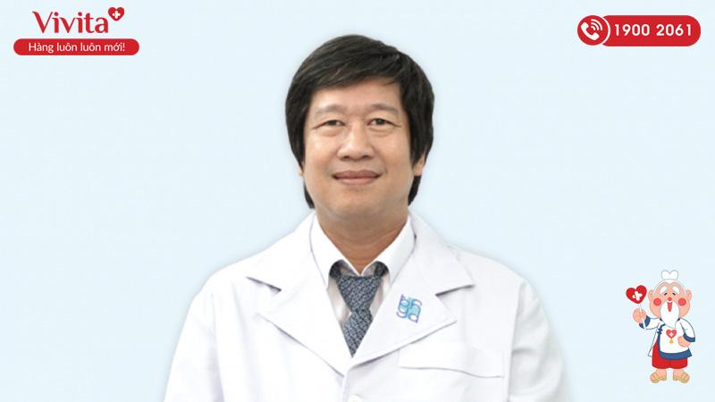 Bác sĩ Chuyên khoa 1 Hoàng Văn Minh - Chuyên khoa Da liễu