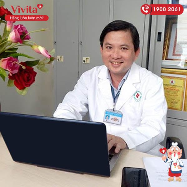 ThS.BS.CK2 Trần Diệp Khoa